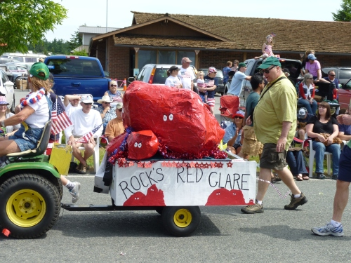 2011 Lopez Island Fourth of July Parade