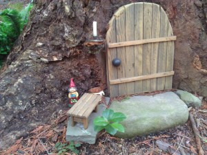 Entrance to the Fairy House