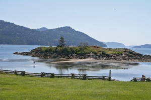 Indian Island, Eastsound - Orcas Island