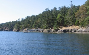 Dock on Stuart Island by Permit Resources