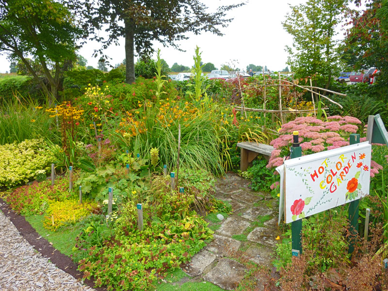 "Explore the ""Discovery Garden"" in Skagit Valley 