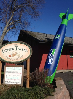Good food, game day fun and plenty of cold beer to cheer on the Seahawks!