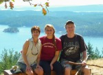 Turtleback Mountain overlook