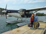 Kenmore Air Seaplane in Deer Harbor