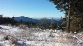 Western vista from Buck Mountain.