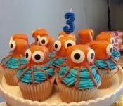 Octopus Cupcakes!!